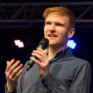 spreker Jan van Baardewijk