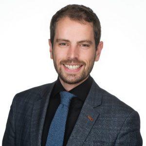 spreker Nathan de Groot