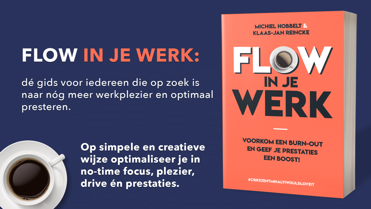 Flow in je Werk met Michiel Hobbelt
